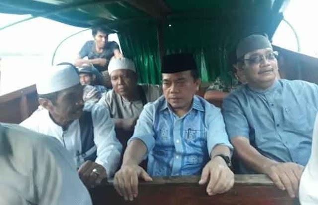 Catatan Al Haris di Tungkal : Dari Pelantikan, Susuri Kuala Pengabuan Hingga Lomba Gasing
