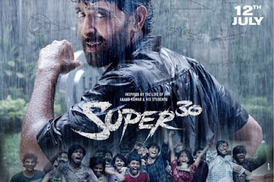 Super 30 Day Wise And Worldwide Box Office Collection