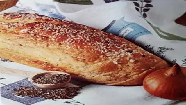Lökbröd med dillsmak klassiskt recept