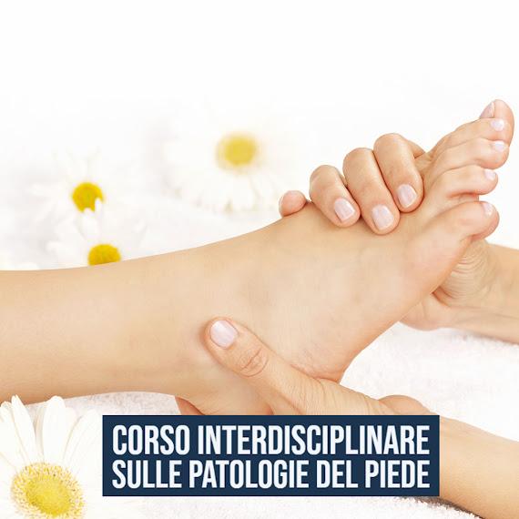 Corso Interdisciplinare sulle patologie del Piede