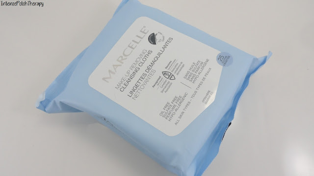 Marcelle Make Up Removing Cleansing Cloths