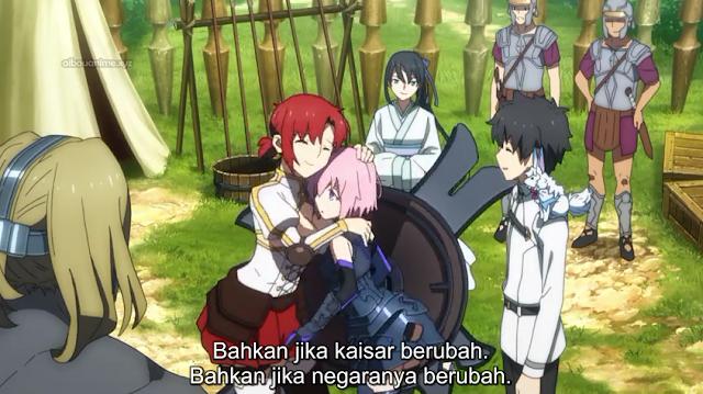 Fate/Grand Order: Zettai Majuu Sensen Babylonia Episode 00 Subtitle Indonesia