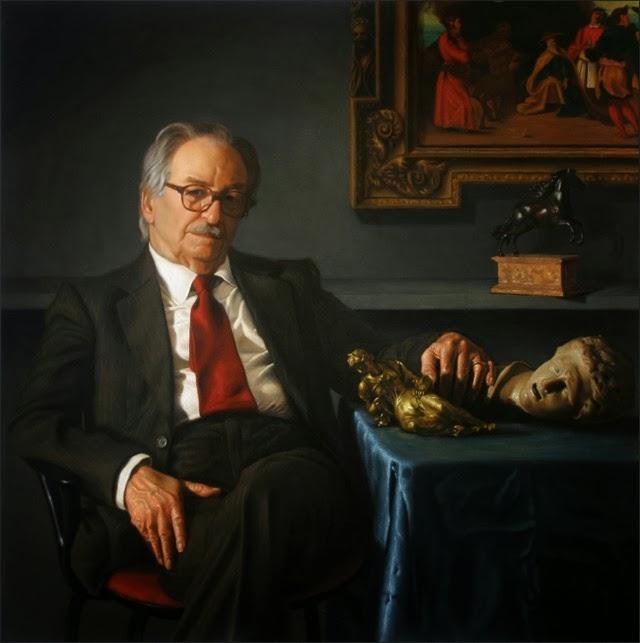 Итальянский художник-реалист. Rocco Normanno
