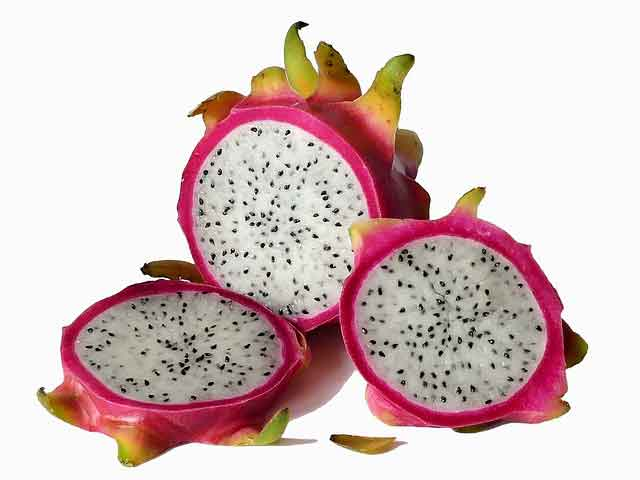 Dragon fruit to lower blood pressure