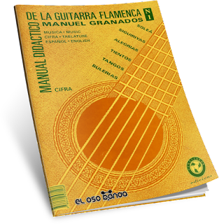Manual didáctico de guitarra flamenca