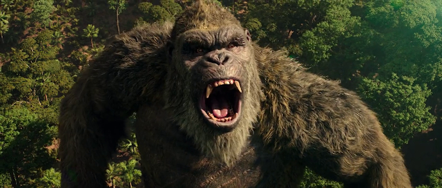 Godzilla vs. Kong 2021 Dual Audio Hindi 720p HDRip
