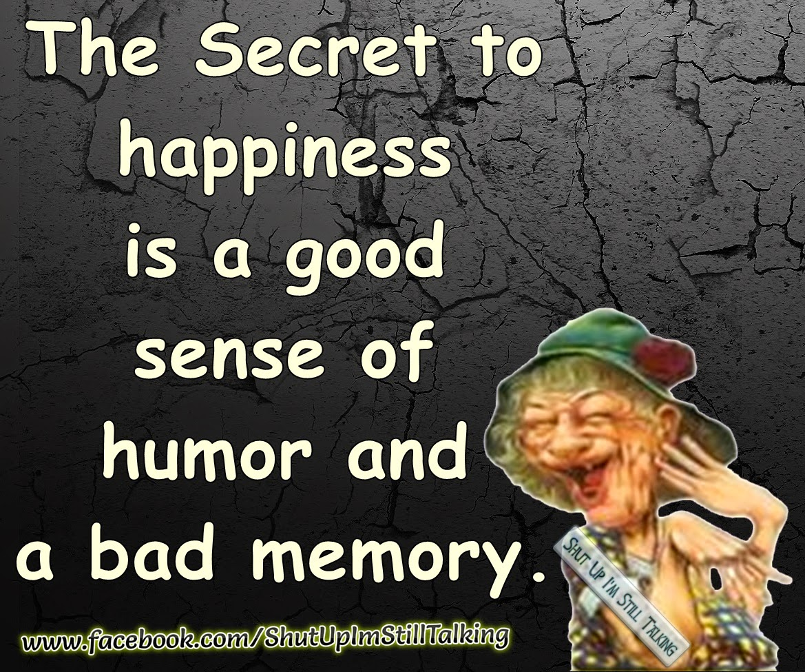 The Secret To Happiness Quote