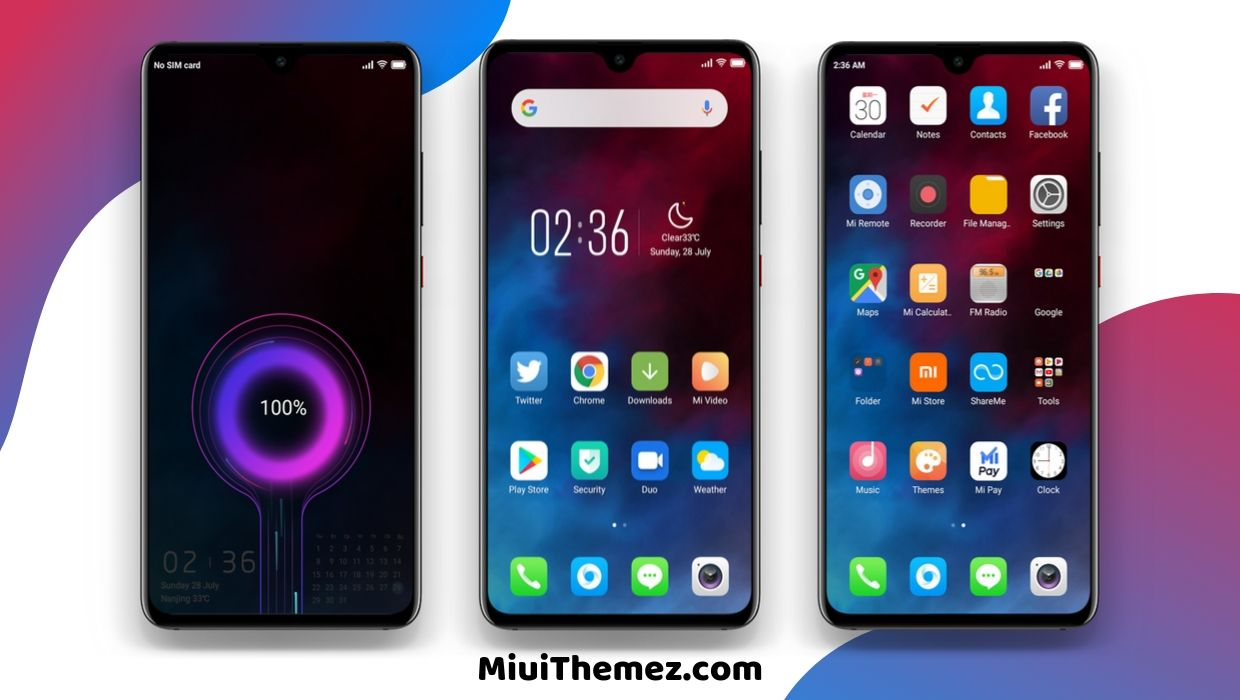 Mioppo - the best Color OS MIUI Theme