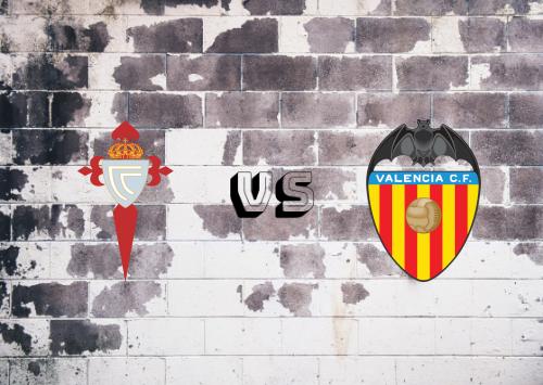 Celta de Vigo vs Valencia  Resumen