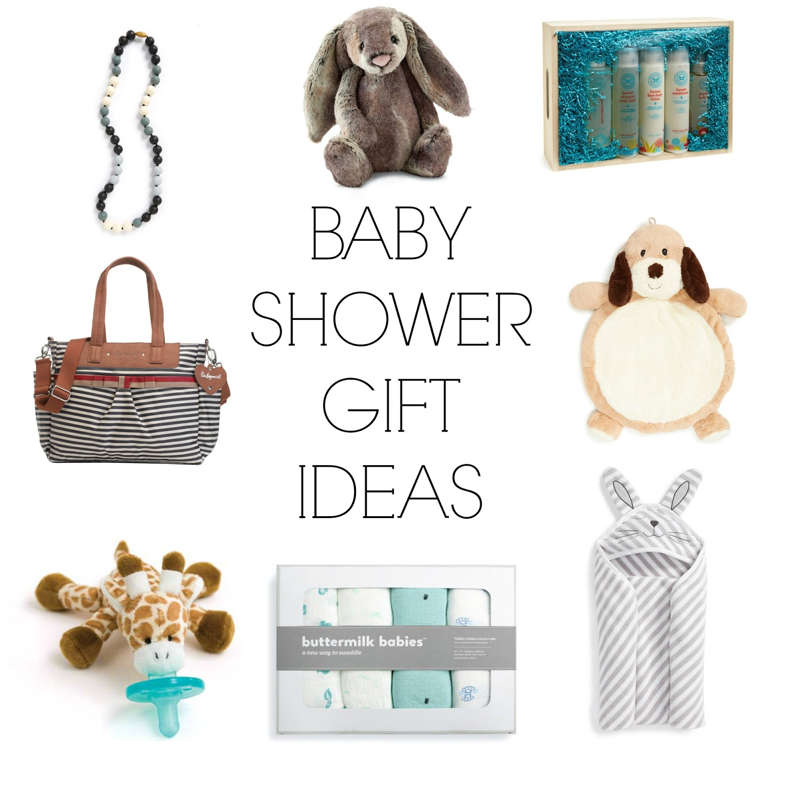 Give Away Gift Ideas For Weddings: Baby Shower Gift Ideas {+ Buttermilk Babies Giveaway