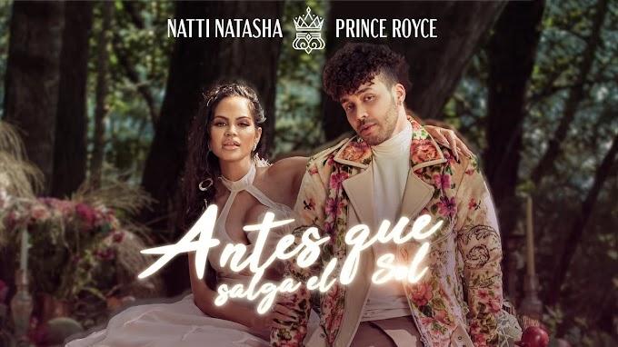 Natti Natasha y Prince Royce: antes que salga el sol