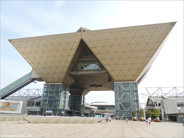 Tokyo Big Sight o Tokyo International Exhibition Center, Odaiba