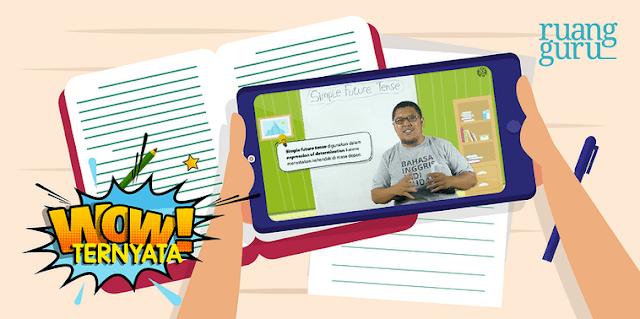 ruangbelajar by ruangguru solusi belajar online