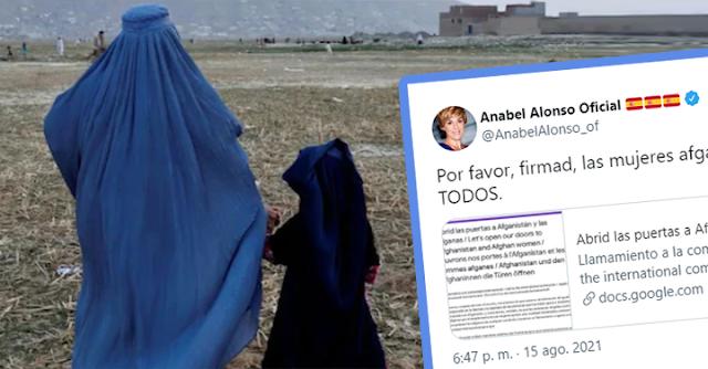 Manifiesto por las mujeres afganas