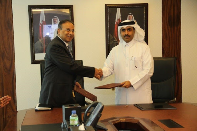 Tata Power Delhi Distribution and Qatar General Electricity & Water Corporation (KAHRAMAA) Signs MoU to Support and Share Best practices in the Field of Electricity Distribution