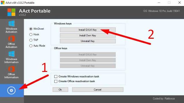 تفعيل ويندوز 10 مدى الحياة لجميع الاصدارات و بضغطة زر واحدة