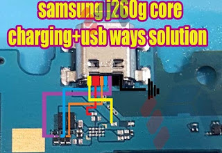 galaxy j2 core charging problem jumper solution