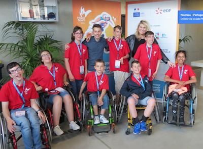 Jeux Nationaux de l'Avenir Handisport (du 24 au 27.05.17 à Saint-Nazaire)
