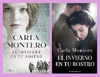 portadas de la novela histórica El invierno en tu rostro