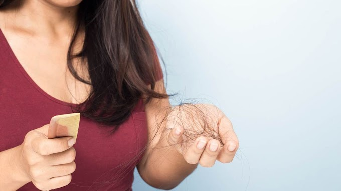 The Best Natural Treatment For Hair Loss
