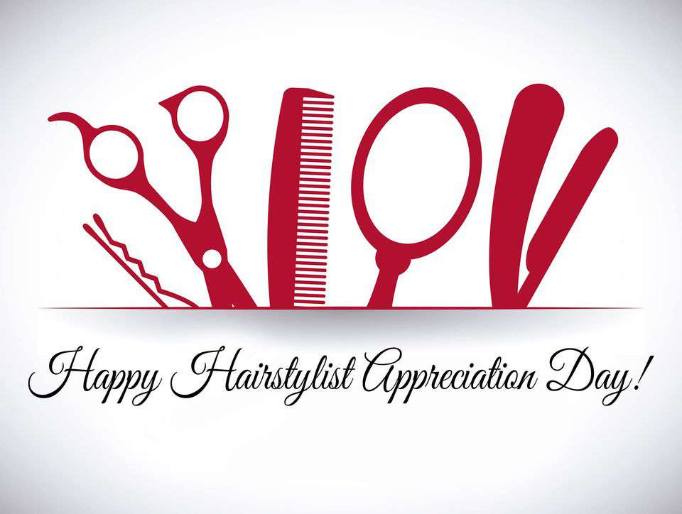 National Hairstylist Appreciation Day Wishes Photos
