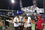 "Wawali  Jaya Negara Buka Turnamen Bola Voli ""Piala Walikota Denpasar"""