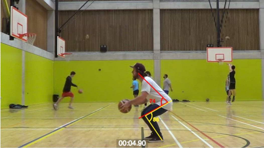 Biomechanical Analysis of the Jump Shot in Basketball