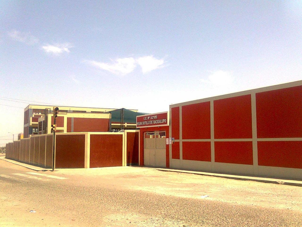 CEBA 42195 WILMA SOTILLO D. BACIGALUPO - Tacna