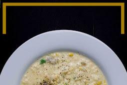 Instant Pot Salmon Chowder Recipe