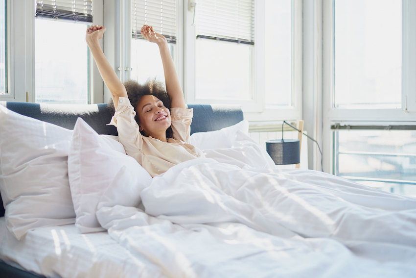 Manfaat Menggeliat (Stretching) Saat Bangun Tidur