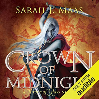Crown of Midnight audiobook on Audible