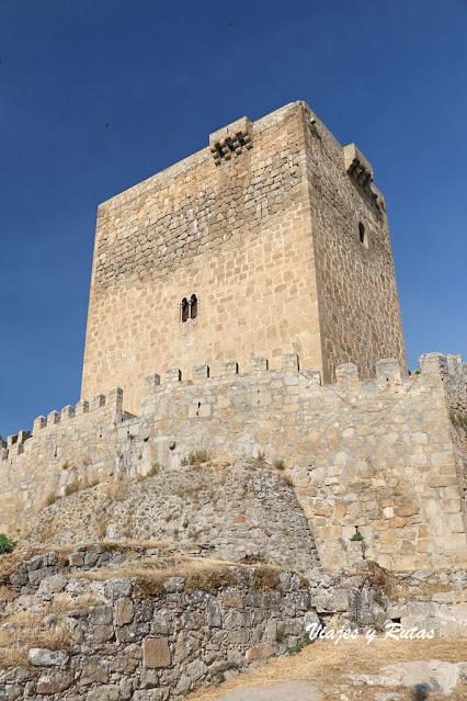 Castillo de los Dávila, Puente del Congosto