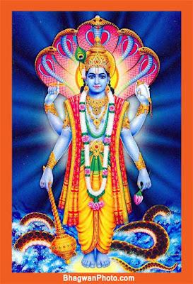 Vishnu Ji Photo