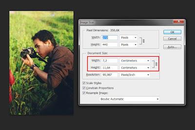 cara cetak foto menggunakan printer