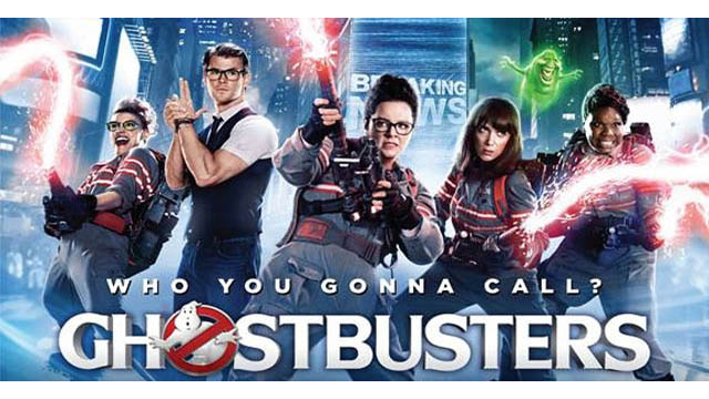Ghostbusters (2016) English Movie 720p BluRay Download
