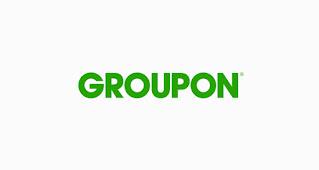 خط لوجو Groupon