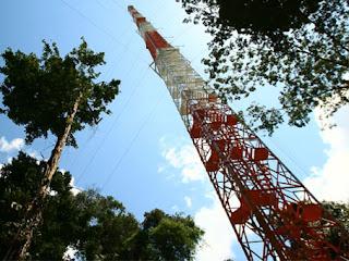 torre atto na amazônia