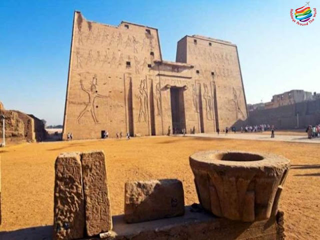 Adfu Temple - Nile Cruise