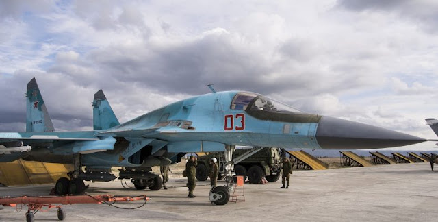 Η Ρωσική Αεροπορία στη Συρία εξευτελίζει τον Ερντογάν