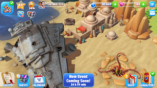 Sarlacc Pit Jakku Disney Magic Kingdoms Star Wars Land