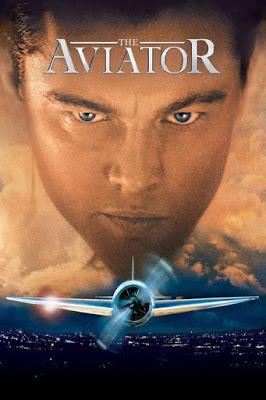 Poster Of The Aviator 2004 Dual Audio Hindi HEVC 720p BluRay 850MB