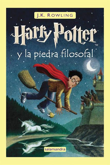 La piedra filosofal | Harry Potter #1 | J.K. Rowling
