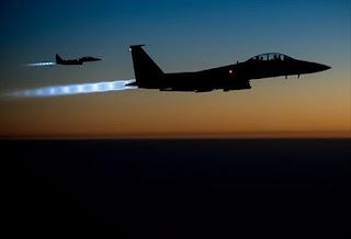 """قصف جوي يستهدف ميليشيات """"حزب الله"""" في سوريا والعراق"""