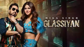 Checkout New Song Glassiyan lyrics penned by Deep Fateh & sung by Mika Singh & Mista Baaz