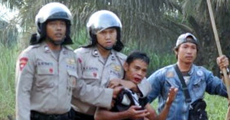 DPR: Teroris dan Pelanggar HAM di Poso Sebenarnya Adalah Aparat Kepolisian
