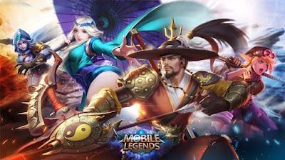 5 Hero Mobile Legend terkuat dan sulit dikalahkan