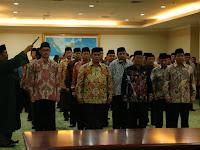 Inilah 16 Pejabat Eselon II Yang Dilantik Menteri Agama Lukman Hakim