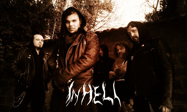 In Hell Blackened Death Metal