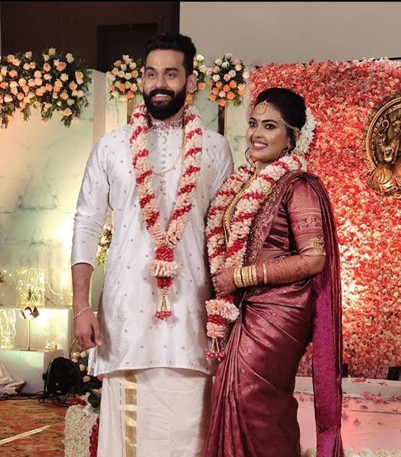 Yuva Krishna and Mridula Vijay