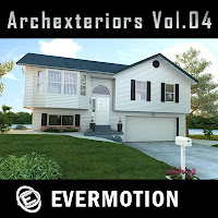 Evermotion Archexteriors vol.04 室外3D模型第4季下載